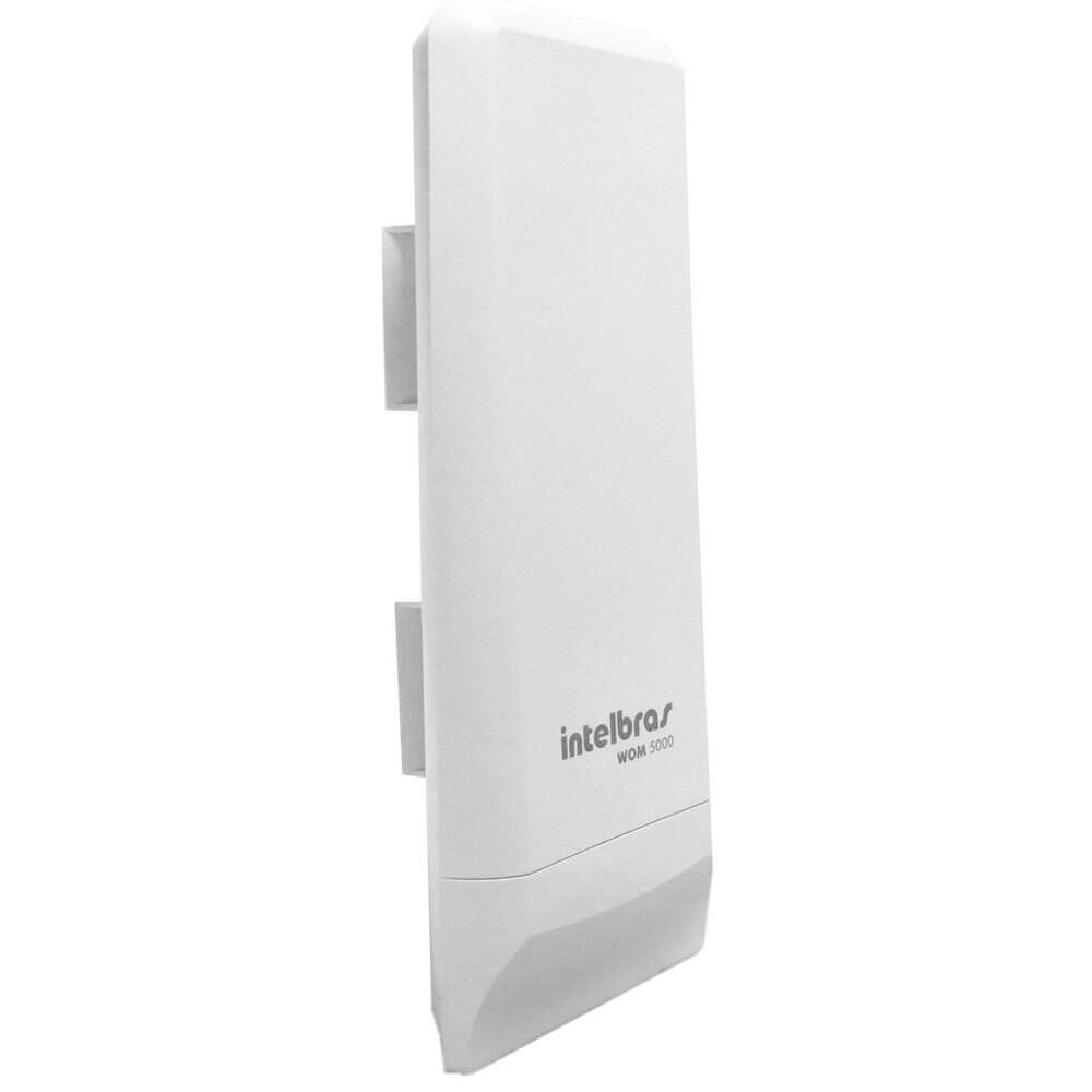 Antena Outdoor Intelbras 14DBI 5 GHZ - WOM 5000 MIMO