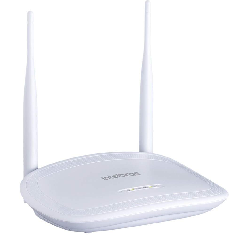 Roteador Wifi Intelbras 300mbps - IWR3000N