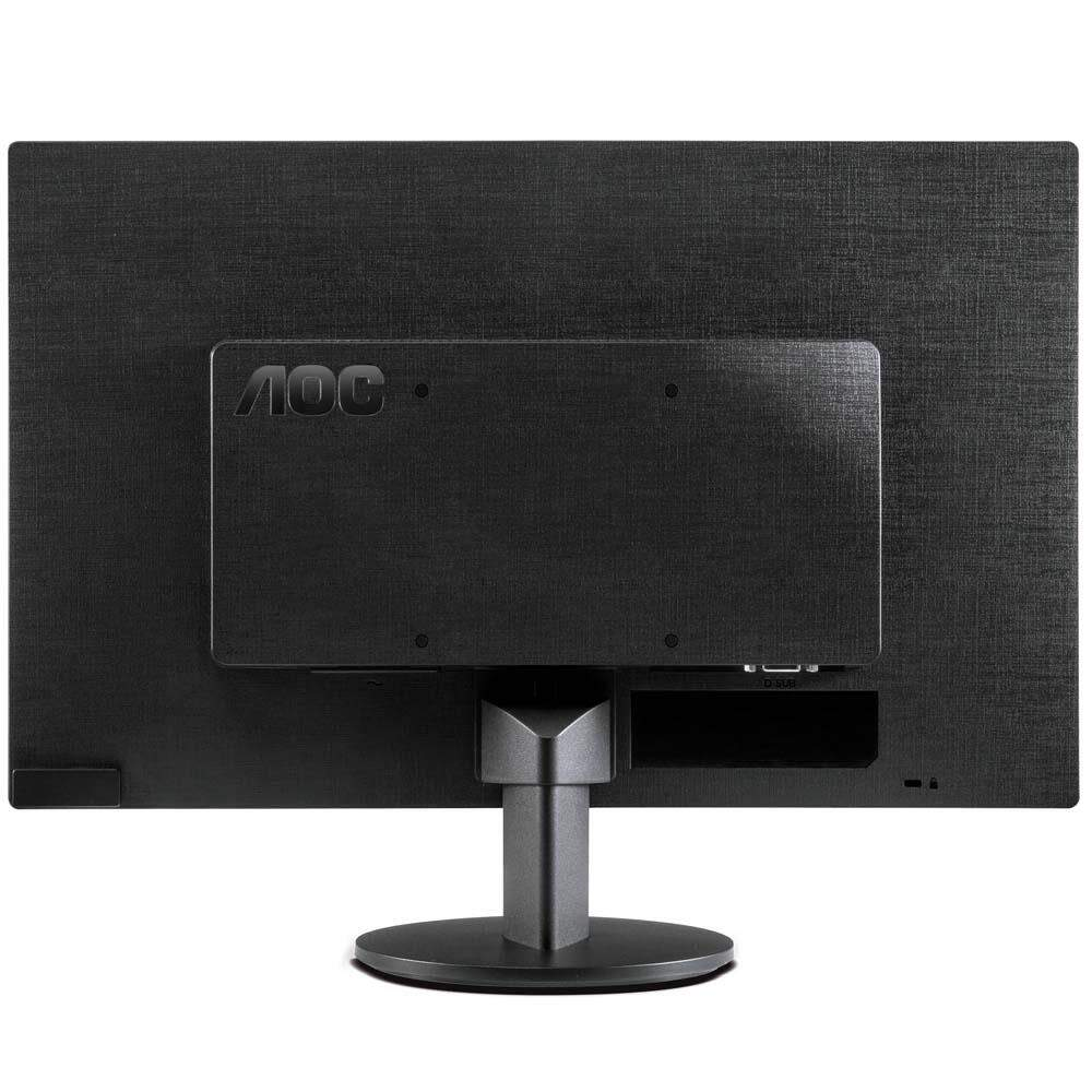 Monitor 21,5 Led Aoc - 200 Cd/m2 de Brilho - Full hd - Vesa - E2270swn