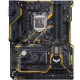 Placa-Mãe ASUS p/ Intel LGA 1151 ATX TUF Z370-PLUS GAMING, DDR4, HDMI/DVI-D, SLI/CrossFireX, M.2, Quick Sync Video,TUF LANGuard,Turbo LAN Utility
