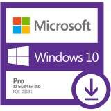 Microsoft Windows 10 Pro 32/64 Bits ESD FQC-09131 - Digital para Download