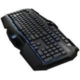 Teclado Thermaltake Gamer TT Sports Challenger Prime Lighting ABNT2 USB - KB-CHM-MBBLPB-01