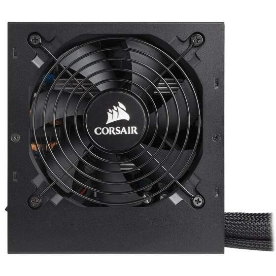 Fonte Corsair 650W 80 Plus Bronze CX650 - CP-9020122-WW