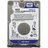 HD WD SATA 2,5´ p/ Notebook Blue 7mm 500GB 5400RPM 16MB Cache SATA 6.0Gb/s - WD5000LPCX