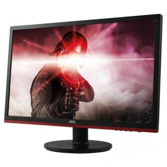 Monitor Gamer AOC Led 24´ Widescreen 1ms VGA/HDMI/Display Port - G2460VQ6