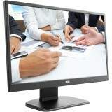 Monitor AOC 23,6´ LED LCD, Widescreen, 5 ms, HDMI, Preto - M2470PWH
