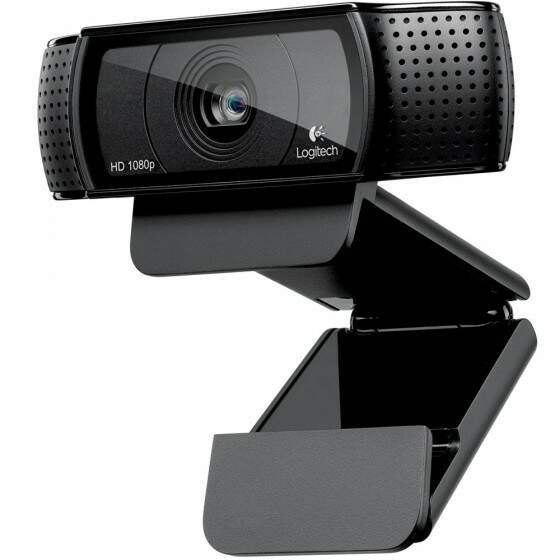 WebCam Logitech C920 Pro HD 15MP Full HD 1080p - 960-000764