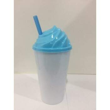 Copo Twister Chantilly 500ml
