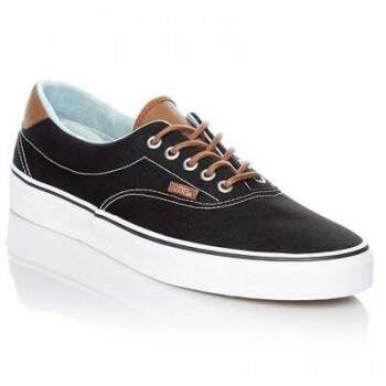 TÊNIS VANS ERA 59 BLACK/ACID DENIM