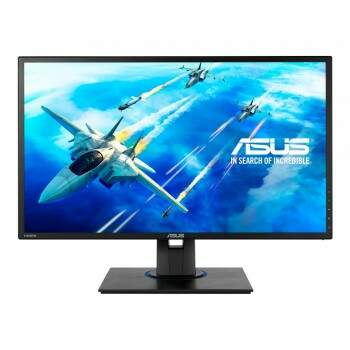 Monitor Gaming ASUS VG245HE para Console - 24 FHD (1920x1080) 1ms, Tecnologia GameFast Input, Free-SYNC