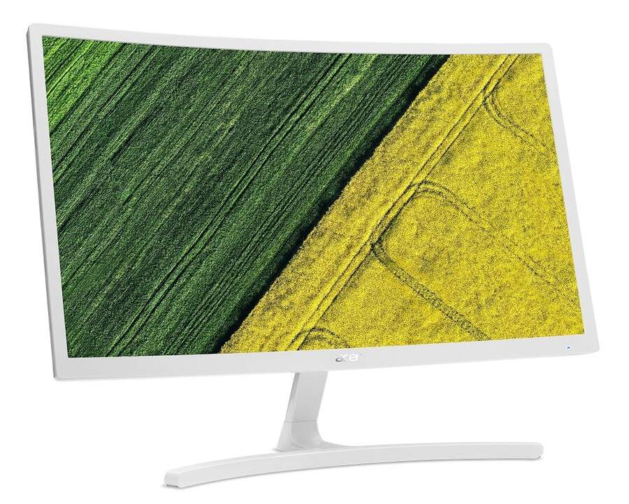 Monitor Gamer Curvo Acer ED242QR 23,6 75hz Full HD VGA HDMI