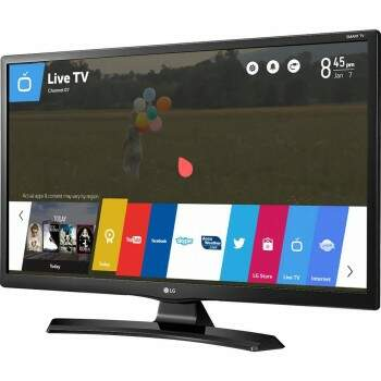 Smart TV LG LED 28 28MT49S-PS HD com Conversor Digital Wi-Fi Integrado 2 HDMI 1 USB WebOS 3.5 Apps Screen Share