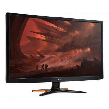 Monitor Gamer Acer 24 LED 3D Full HD 1ms HDMI/DVI/VGA - GN246HL