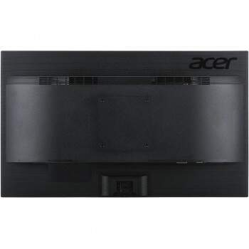 Monitor Acer LED 24´ Full HD, 5ms, VGA/DVI, eColor, V246HQL 110/220V bivolt