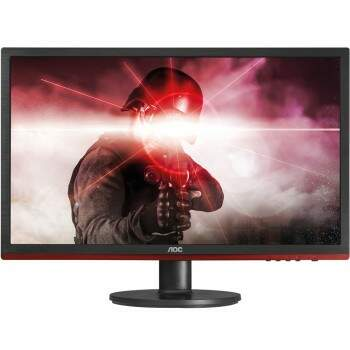 Monitor Gamer AOC Led 24´ Widescreen 1ms VGA/HDMI/Display Port G2460VQ6 110/220V bivolt