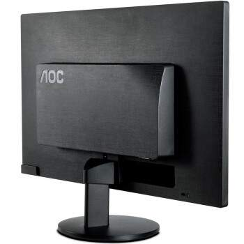 Monitor LED AOC 18.5´ HD Widescreen Ultra High DCR OSD VGA E970SWNL Preto 110/220V bivolt