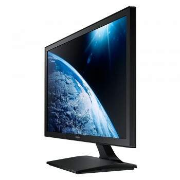 Monitor LED 21,5 Samsung S22E310 Widescreen Full HD 110/220V bivolt