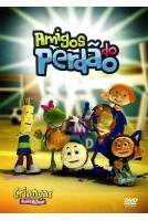 DVD Infantil Amigos do Perdão