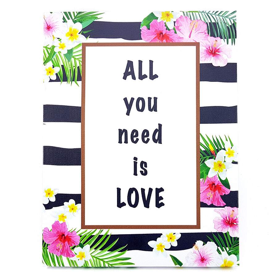 Quadro All you need is love - M0177