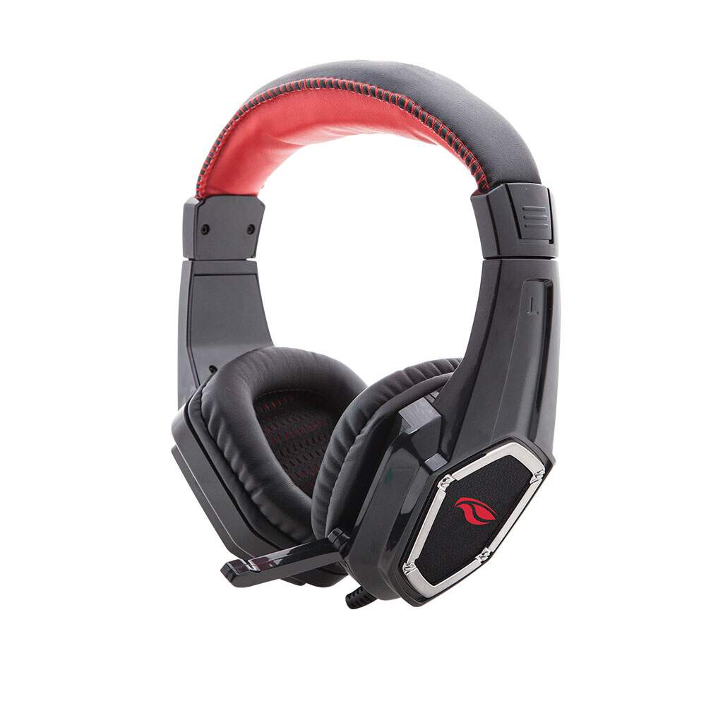 Headset / Fone com microfone GAMER C3Tech -  CROW PH-G100BK