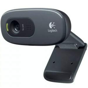 Webcam Logitech HD 720P C270