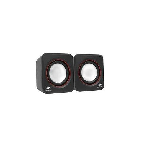 Speaker C3Tech - 2.0 SP-301BK