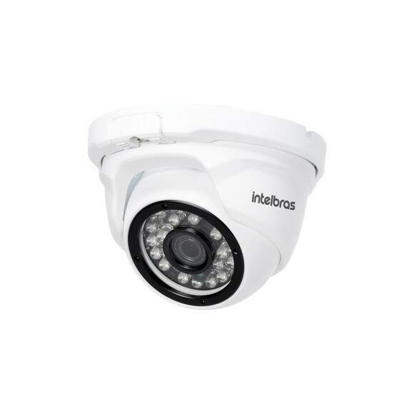 Camera IP Mini Dome HD 1MP 720P 3,6 VIP 1120 D