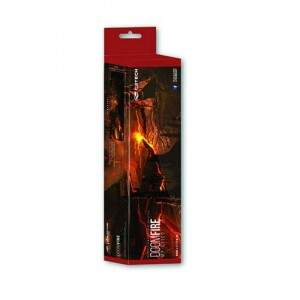 Mousepad Gamer C3Tech - Doom Fire MP-G1100