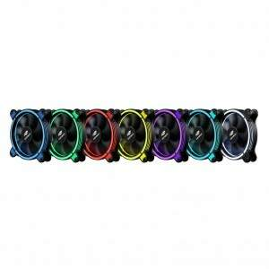 Cooler Fan F7-L500RGB Kit C3Tech