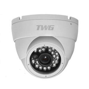Camera Dome 24 led 2,8mm TW7605AD - TWG