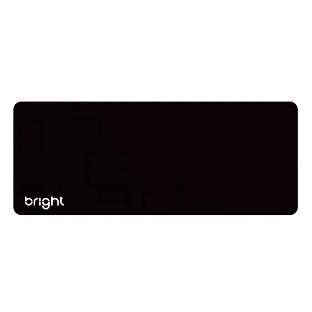 Mousepad Tapete OFFICE preto - Bright