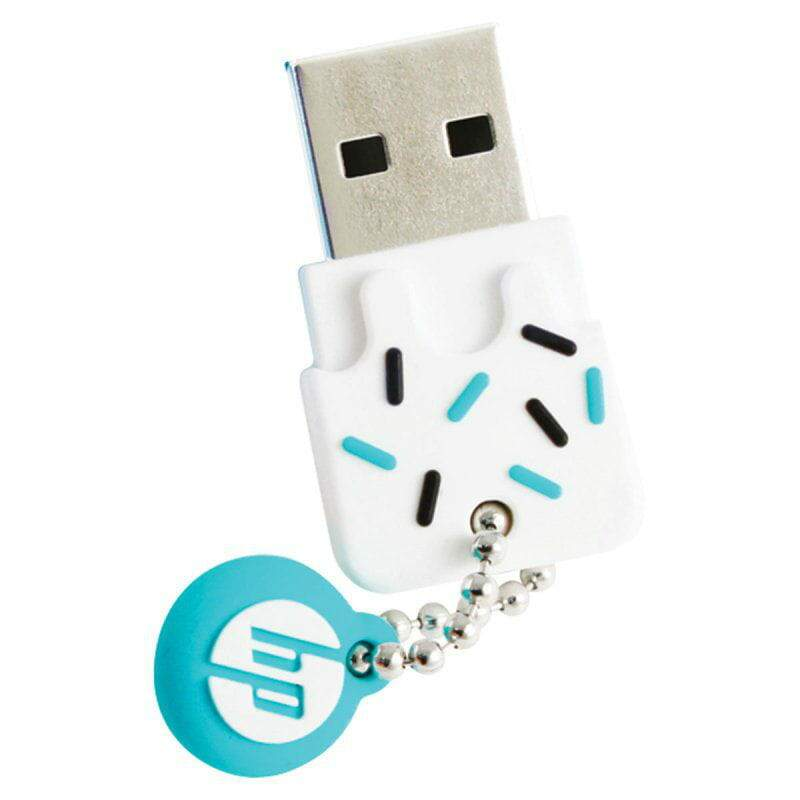 Pen drive 16GB USB2.0 MINI V178B azul - HP