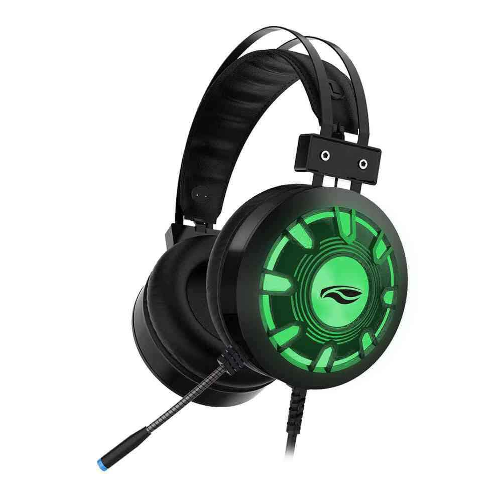 Headset Gamer c/ microfone USB 7.1 KESTREL PH-G720BK C3Tech