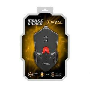 Mouse gaming preto 0462