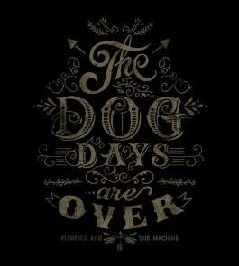 Camiseta Florence and The Machine - The Dog Day - Feminino