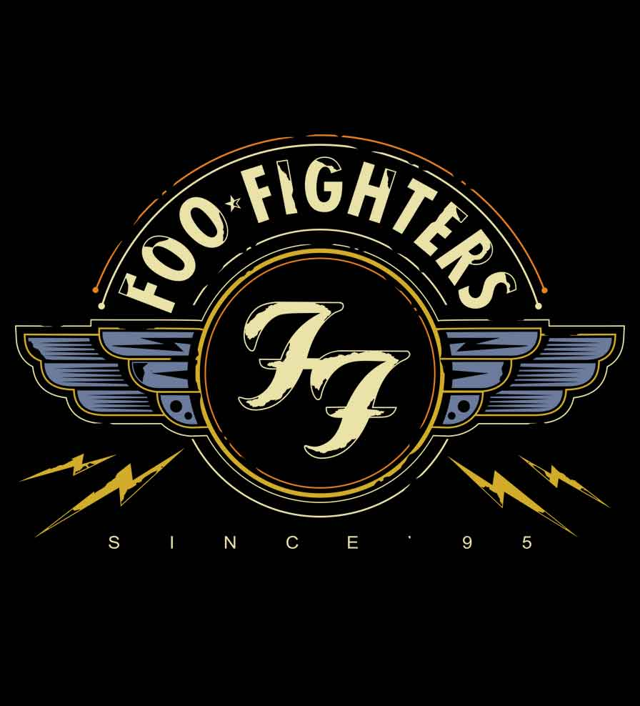Camiseta Foo Fighters - Since 95 - Feminino