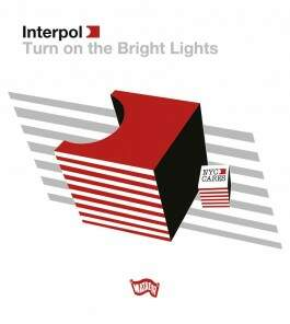 Camiseta Interpol - Turn On The Bright Lights 1 - Masculino