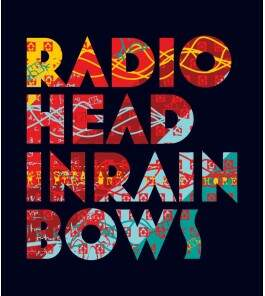 Camiseta Radiohead - In Rainbows - Masculino