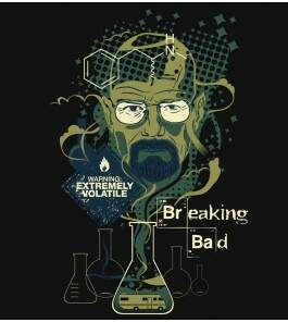 Camiseta Breaking Bad - Mr. Walter White - Feminino