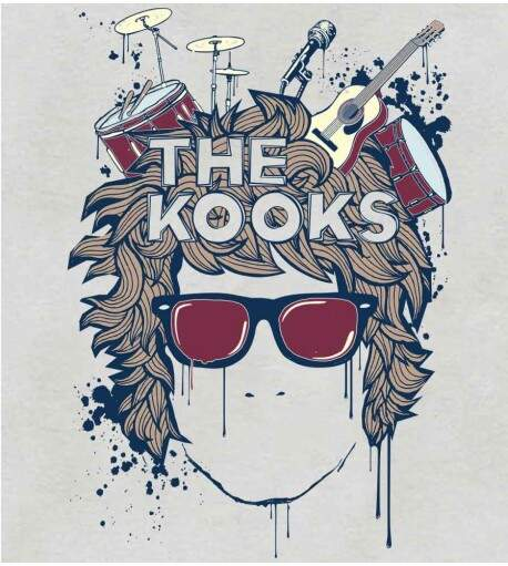 Camiseta The Kooks - Instruments - Masculino