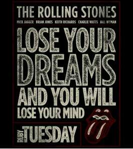 Camiseta The Rolling Stones - Ruby Tuesday - Feminino