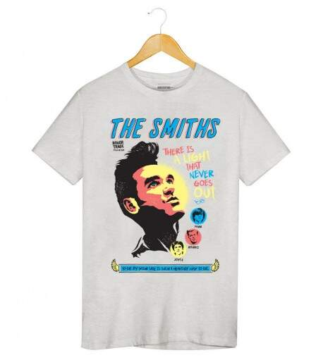 Camiseta The Smiths - There Is A Light - Masculino