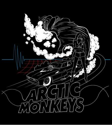 Camiseta Arctic Monkeys - do I Wanna Know - Masculino
