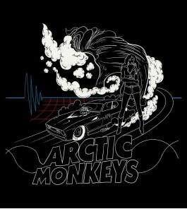 Camiseta Arctic Monkeys - do I Wanna Know - Feminino