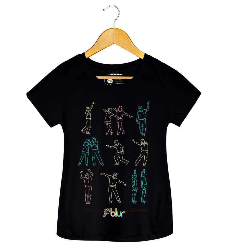 Camiseta Blur - The Magic Whip - Feminino