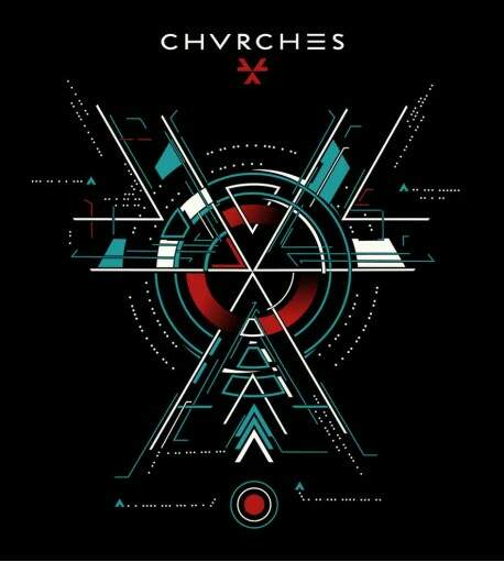 Camiseta Chvrches - The Bones Of What You Believe - Feminino