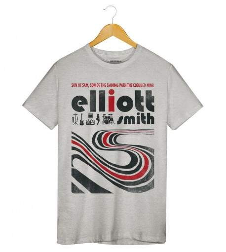Camiseta Elliott Smith - Figure 8 - Masculino