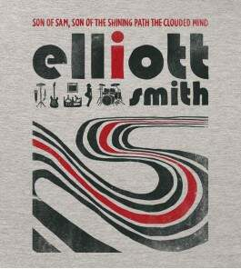 Camiseta Elliott Smith - Figure 8 - Feminino