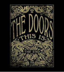 Camiseta - The End - The Doors - Feminino