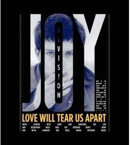 Joy Division - Love Will Tear Us Apart - Masculino